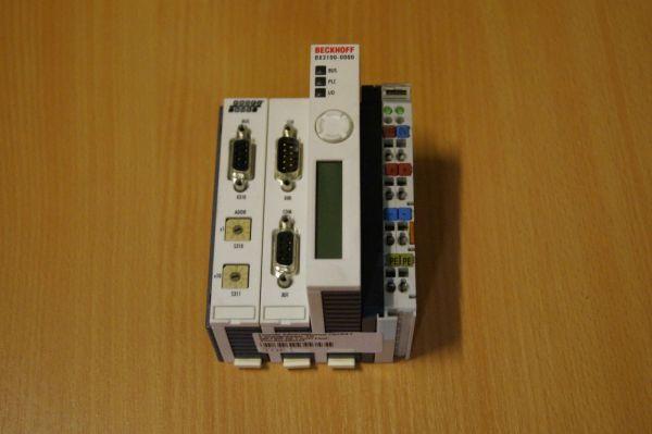 BECKHOFF CPU Modul BX 3100-0000