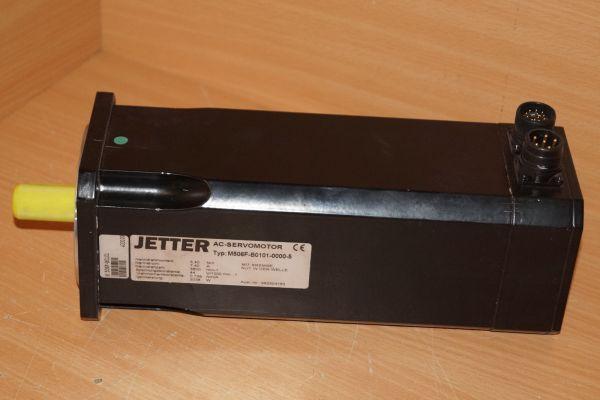 Jetter M506F-B0101-0000-5 Servomotor mit Bremse