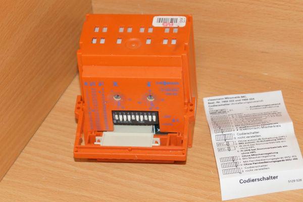 VIESSMANN Reglerbox Elektronikbox VI 7403 956 für Trimatik-MC und Mikromatik-MC