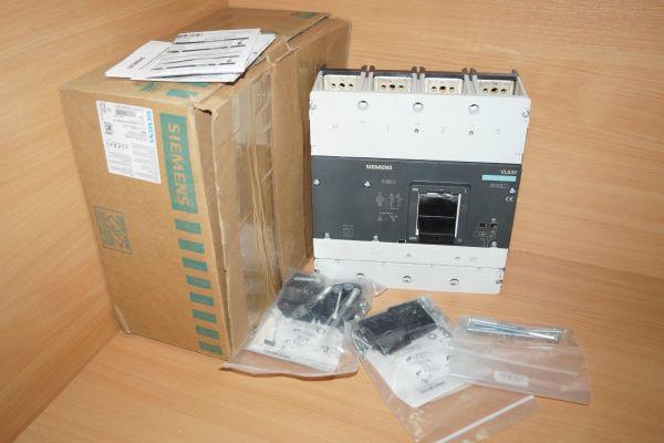 Siemens 3VL5763-3EE46-0AC1 Simatic Leistungsschalter NEU Orginal