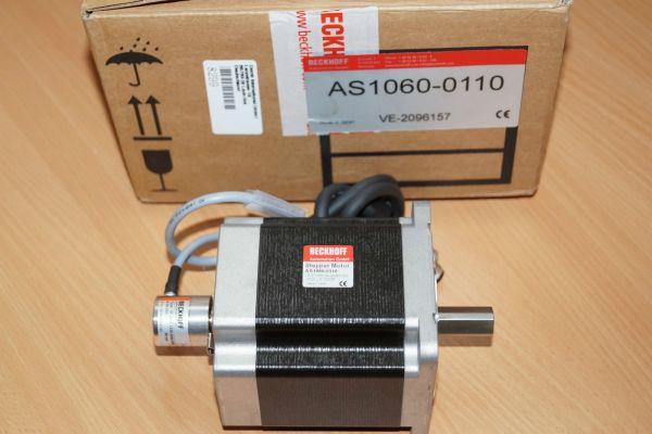 Beckhoff Stepper Motor AS 1060-0110 Neu