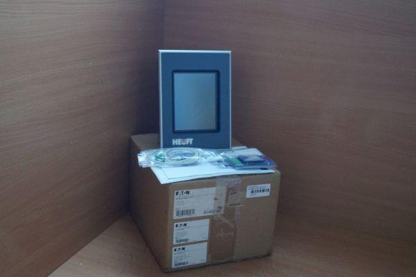 EATON XV-442-57CQB-1-1W Part-No 140310 5,7 touch Panel Version 01