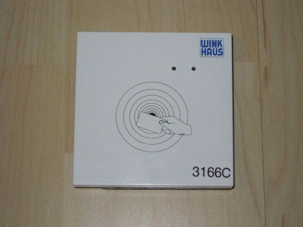 Wink Haus Eingang Controller für Siedle Anlagen Kompatibel