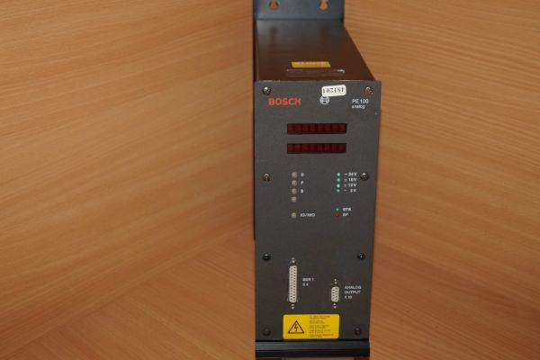 Bosch PE 100 Frequenzumrichter 0608830093 50/60Hz 110/220V 0,3A Artikelnummer