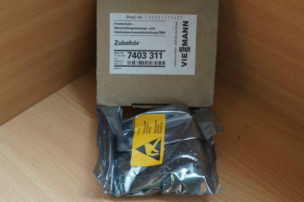 Viessmann - 7403 311 - Platine FMH - 7403311 - Novamatik WS - Leiterplatte