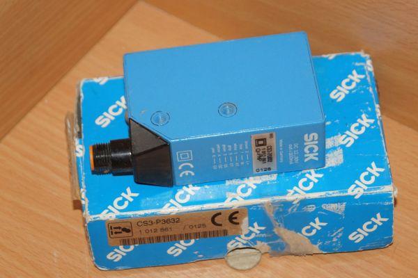 Sick Farbsensor CS3-P3632 1012861 OVP