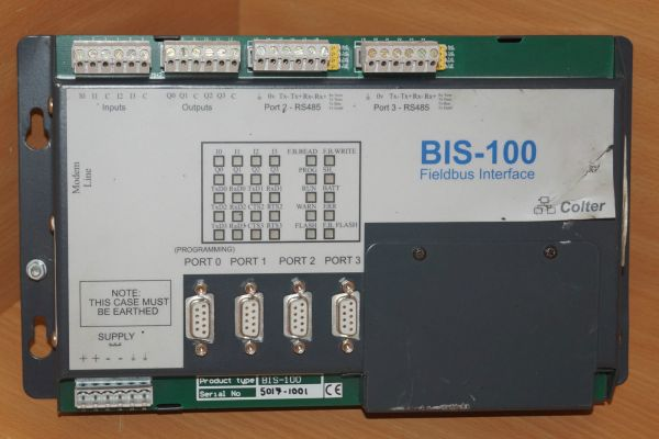 Fieldbus Interface BIS-100 Colter