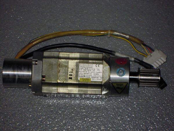 Siemens Drehstrom Servomotor 1FT3035-6A99-9-Z S 16 Windgenerator Generator