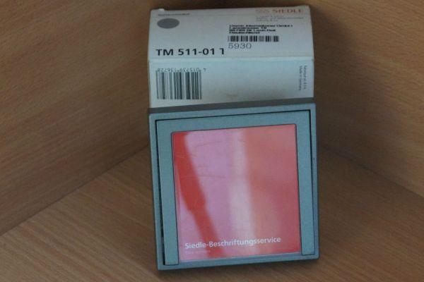 Siedle TM 511-01 T Tastenmodul Neu