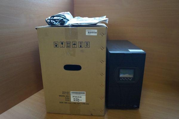 G-TEC ZP120LCD-2K online UPS