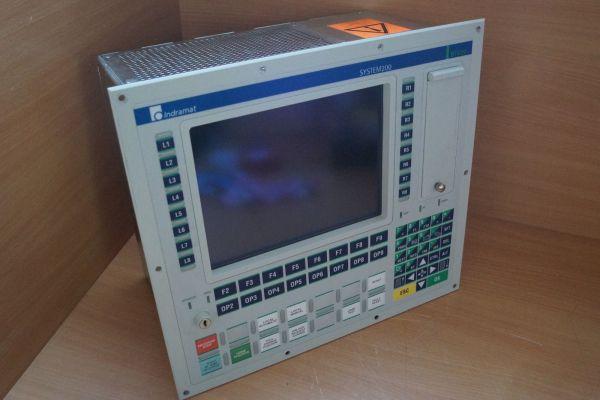 Indramat BTV 20.2SA-28B-10C-D-FW System200