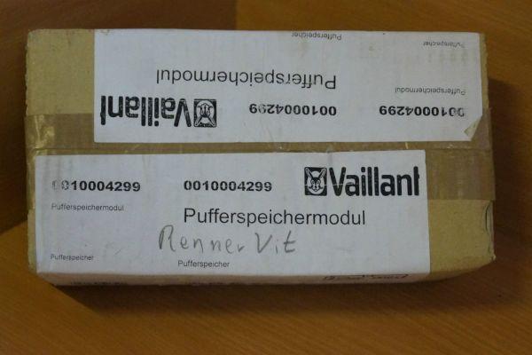 VAILLANT Erweiterungsmodul Pufferspeicher 0010004299