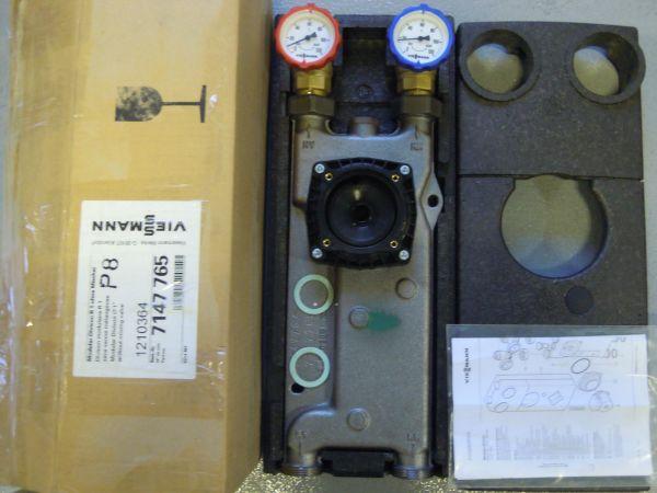 Viessmann Modular Divicon Bestnr:7147 765 R1 ohne Mischer 7147762 bis 7147765