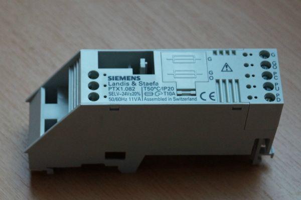 Landis & Staefa Siemens Schaltmodul Siemens PTX1.082