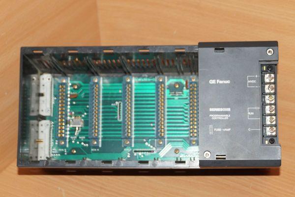 GE Fanuc IC610CHS114A Power Supply 24VDC SeriesOne
