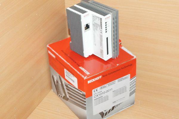 BECKHOFF CPU CX1010-0011 Neu OVP