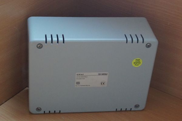 Siedle SZ 911A-2 Schaltzentrale Schutzart IP20