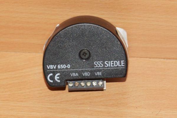 Siedle VBV 650-0 Video Bus Verteiler