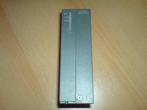 SIEMENS 6ES7 340-1CH00-0AE0 simatic 6ES7340-1CH00-0AE0 E-Stand:07
