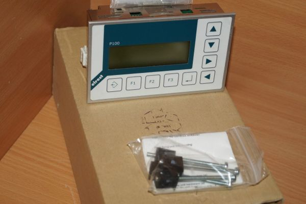 Elrest Panel P100 240000815A Com-IOBedienterminal 1.2