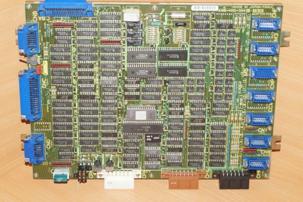 Fanuc A16B-1100-0040/05B, PCB - Graphic Board