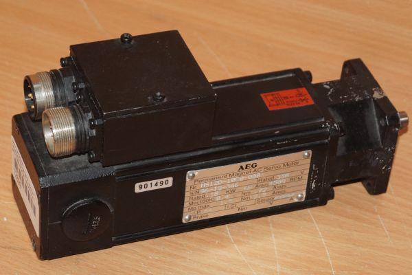 AEG Servomotor MS12D-10C0-000