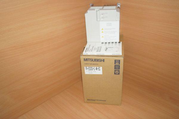 Mitsubishi Compact Inverter FR-E520S-0.4K-EC