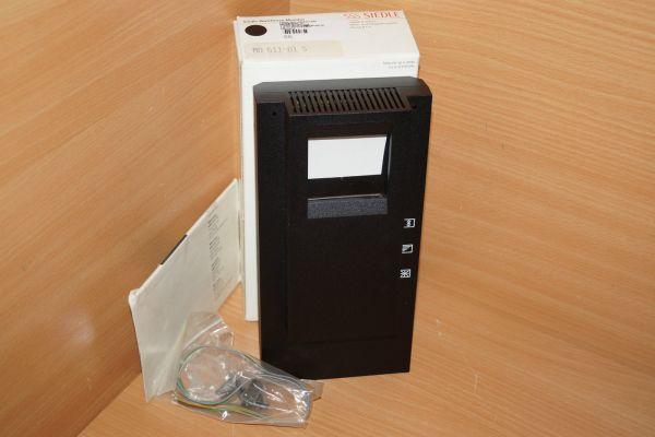 Siedle MO 611-0 S Watchmann Monitor schwarz Neuwertig