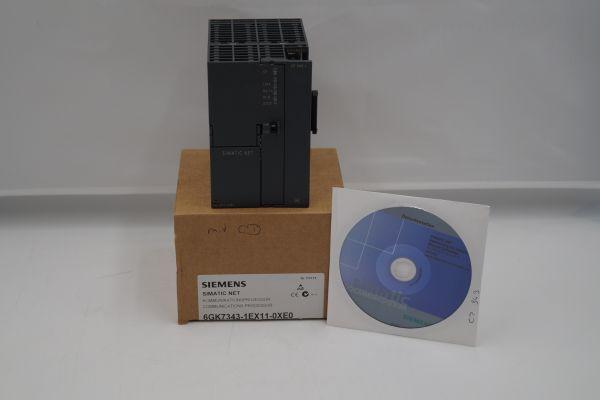 Siemens 6GK7343-1EX11-0XE0 CP343-1 6GK7 343-1EX11-0XE0
