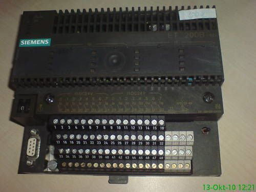 Siemens 6ES7 131-0BH00-0XB0 +6ES7 193-0CA20-0XA0