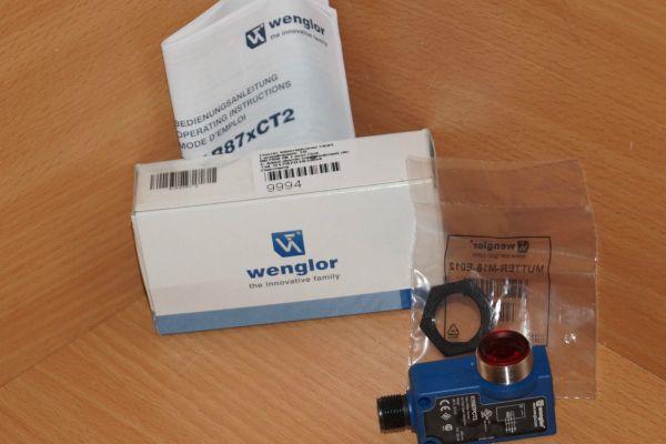 Wenglor K1R87xCT2 Retro-Reflex Sensor Spiegelreflexlichtschranke