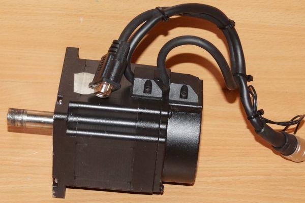 Mecheltron 86BYGH250B-10R Schrittmotor Stepper Motor