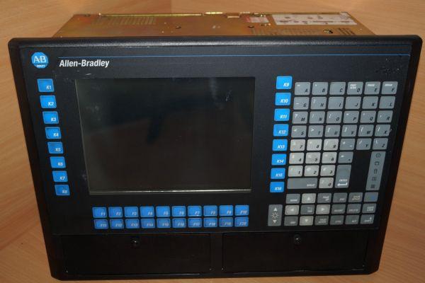 Allen-Bradley Industrie Computer PC 6180-AEGBFBCZGBCZ A