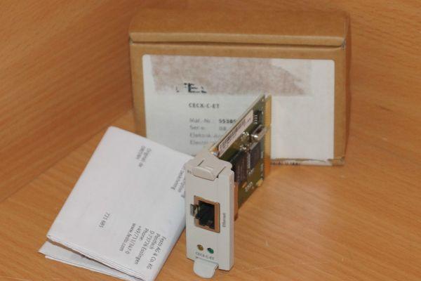 FESTO Ethernet-Anschluss CECX-C-ET Mat.-Nr.:553856