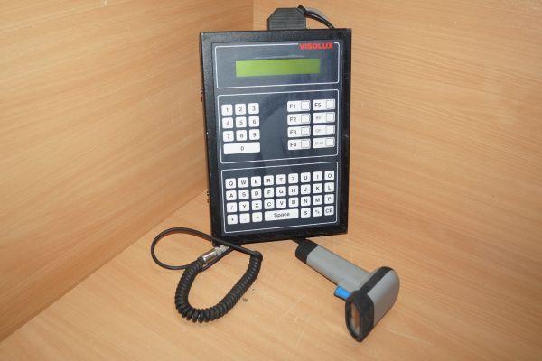 VISOLUX V3300-N Dekodierterminal Barcodescanner Dekodier Terminal