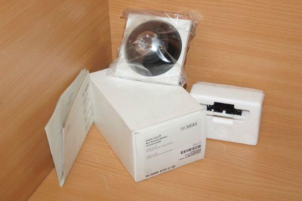 Siedle BCMM 650-0 W BUS- Kamera Modul schwarz weiß