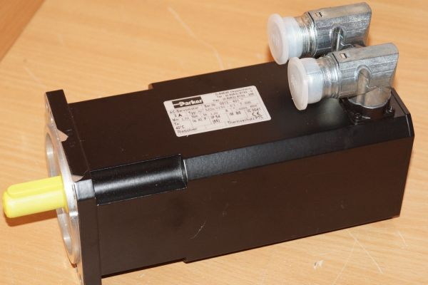 PARKER AC M2n 0150-4/1-3-BR Servo Motor