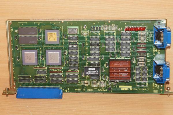 Fanuc Axis Controller A16B-1211-0270/02A