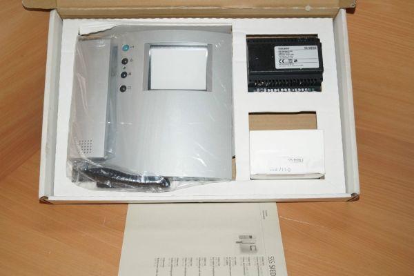 Siedle VSE 711-0 Video-Set Erweiterung Farbe Silber Neu OVP