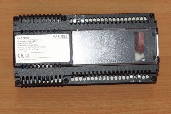 Siedle VNG 602-0 Videonetzgleichrichter